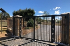 automatic swing gates canberra